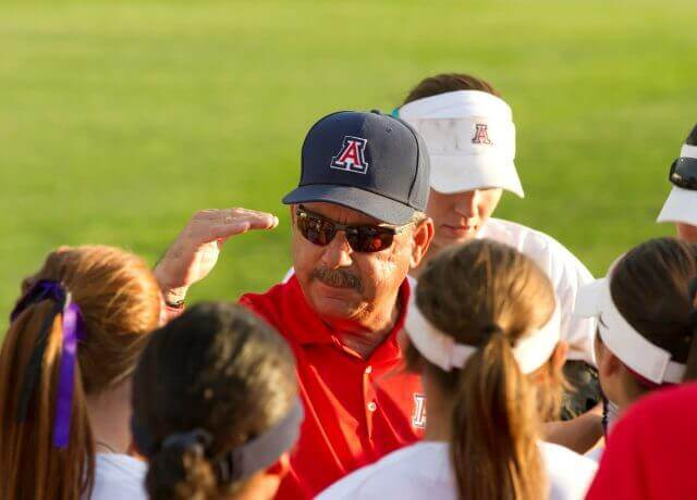 Coach Interview: University of Arizona Softball Coach – Mike Candrea