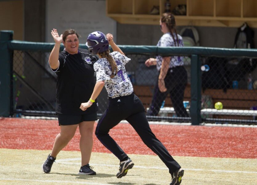 Coach Interview: University of North Alabama Softball Coach – Ashley Cozart