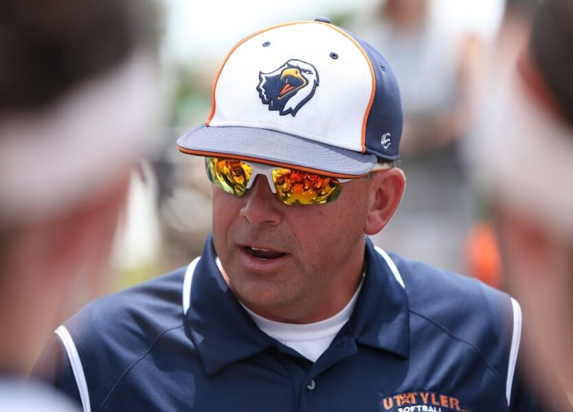 Coach Interview: UT Tyler Softball Coach – Coach Mike Reed