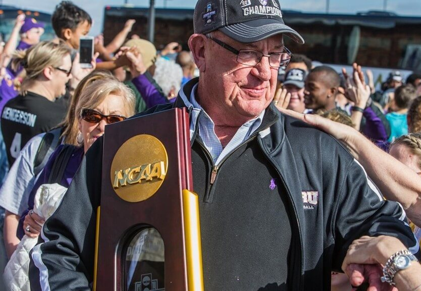 Coach Interview: University of Mary Hardin-Baylor Football Coach – Pete Fredenburg