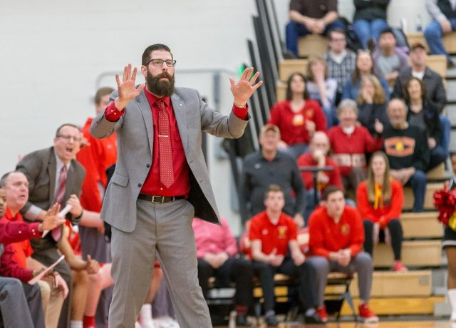 Recruiting q&a with ferris state basketball coach andy bronkema
