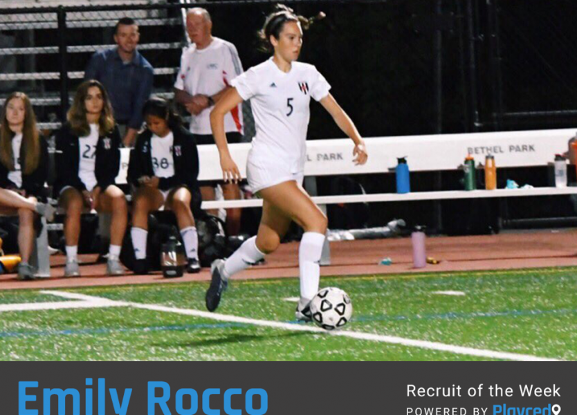 Recruit of the Week: Emily Rocco, Upper St. Clair High School (PA)