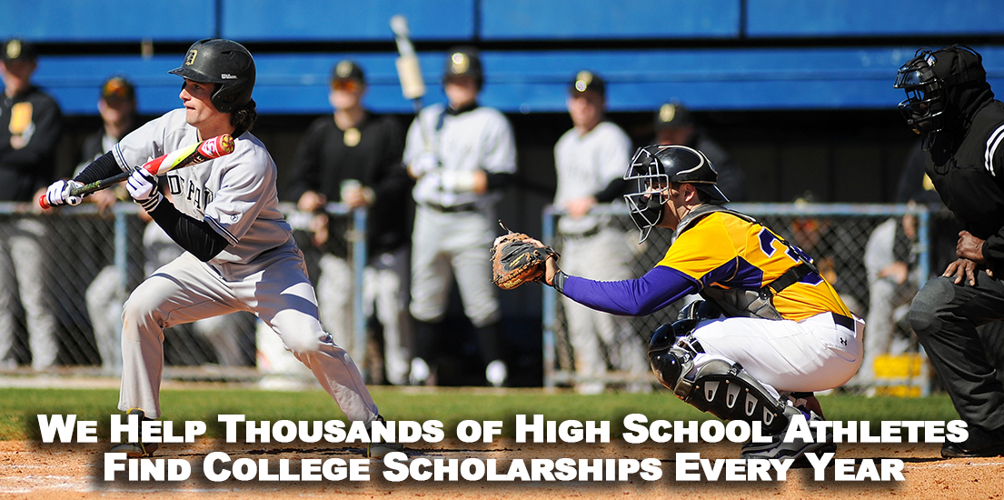 We Help Thousands of High School Athletes Find College Scholarships Every Year