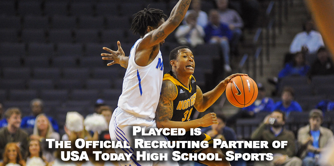 Playced is the Official Recruiting Partner of USA Today High School Sports