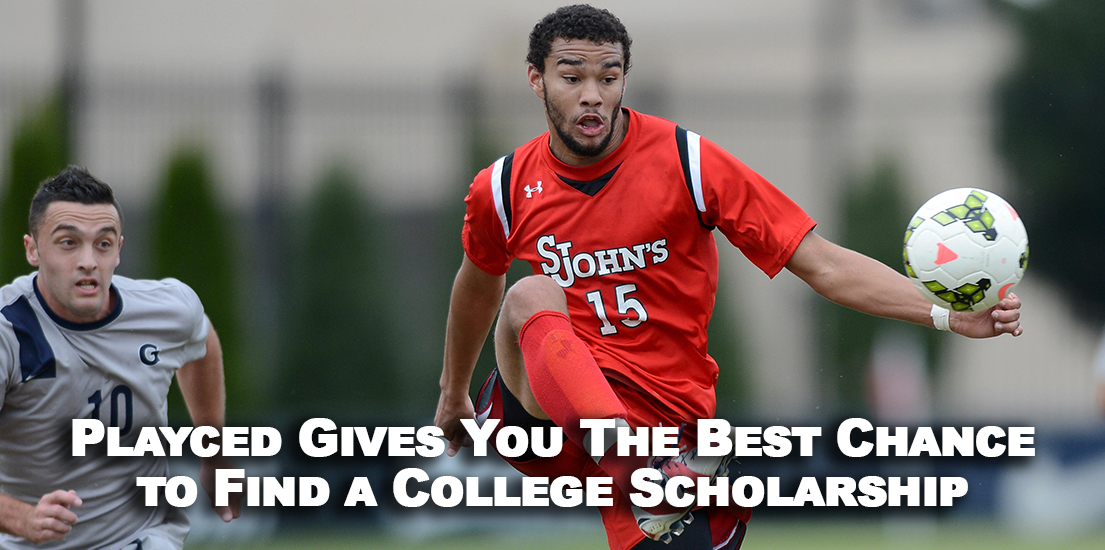 Playced Gives You the Best Chance to Find a College Scholarship